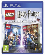 Ps4 lego hp years 1-7