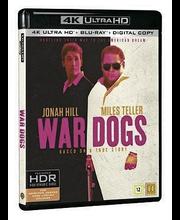 4K War Dogs