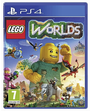 PS4 LEGO WORLDS - Ps4 ...