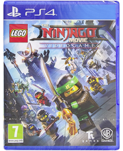 Ps4 lego ninjago movie g