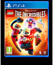 PS4 LEGO THE INCREDIBL...