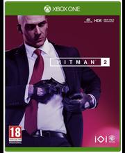 Xbox One peli Hitman 2