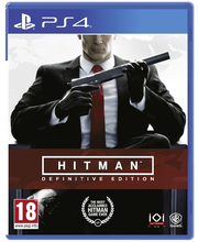 Ps4 hitman definitive ed