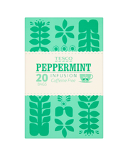 Tesco peppermint 20  t...
