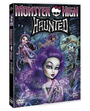 Dvd Monster High Vain Ku