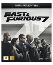 Bd Fast & Furious 7