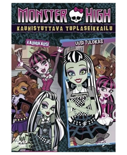 DVD Monster High Fang-Tastic Double tuplapakkaus