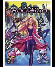 Dvd Barbie 29 Agentti-Ko