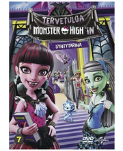 Dvd Monster High Tervetu