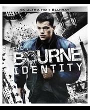 4K Bourne Identity