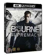 4K Bourne Supremacy