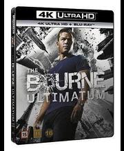 4K Bourne Ultimatum