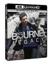 4K Bourne Legacy