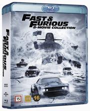 Bd Fast & Furious 1-8