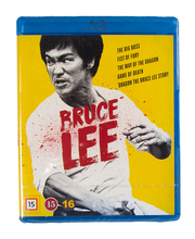 Dvd Bruce Lee Collection