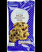 Milk chocolate chips 1...