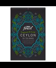 Ceylon tee 50 teepussi...