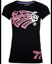 Naisten T-Paita Superdry