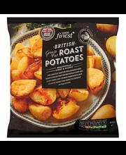 Fat roast potatoes