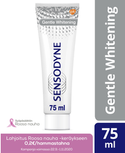 Sensodyne 75ml Gentle ...