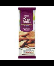 Tesco Free From 180g gluteeniton inkiväärikeksi