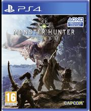 PS4 MONSTER HUNTER WOR...