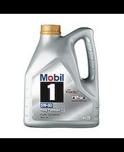 Moottoriöljy Mobil 1 Peak Life Rally Formula 5W-50 4 l