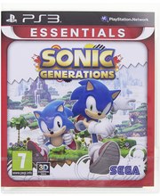 Ps3 sonic generations ess