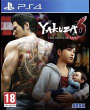 PS4 YAKUZA 6 - THE SON...