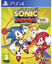 PlayStation 4 Sonic Mania Plus