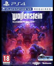 PlayStation 4 Wolfenstein: Cyberpilot