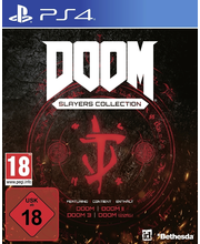 Playstation 4 Doom Slayers Collection