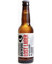 Lost Lager 4,7% 0,33l