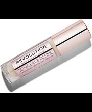 Makeup Revolution Conceal and Define Concealer C4 Peite- ja korostussävy