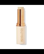Makeup Revolution Fast Base Stick Foundation F2 peitepuikko