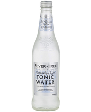 Fever-Tree Naturally Light Tonic Water 500ml