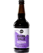 Little Valley Organic Vanilla Porter 4,5 % 12 x 50 cl pullo