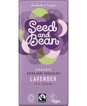 Seed and Bean 85g lave...