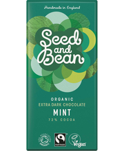 Seed and Bean 85g mint...