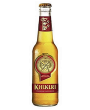 Khukuri 33cl Nepalese Lager 4,7% pullo Olut