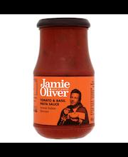 Jamie Oliver 400g tomaaatti & basilika pasta kastike