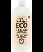 Lilly's Eco Clean Luonnollinen huuhteluaine 750ml