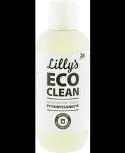 Lilly's Eco Clean Entsyymiton pyykinpesuneste tiiviste hajusteeton 1000ml