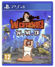 PS4 Worms - Weapons Of Mass Destruction