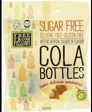 FFF Cola Bottles 70g v...
