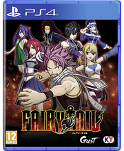 Playstation 4 Fairy Tail