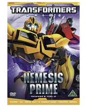 Dvd Transformers Prime