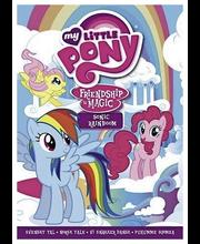 Dvd My Little Pony Sonic