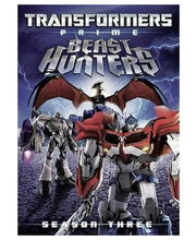 Dvd Transformers Prime 3