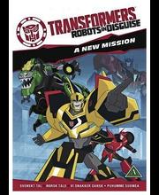 Dvd Transformers Robots